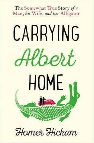 Carrying Albert Home 1