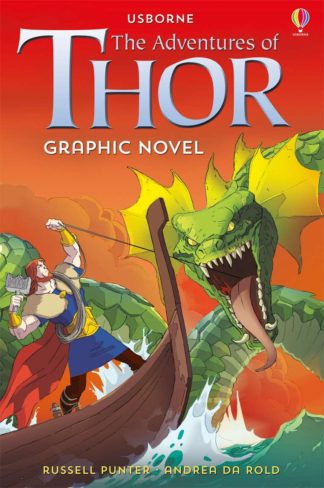 The Adventures Of Thor Graphic Novel